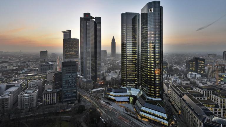 Одитори проверяват Deutsche Bank за схема с търговия с акции