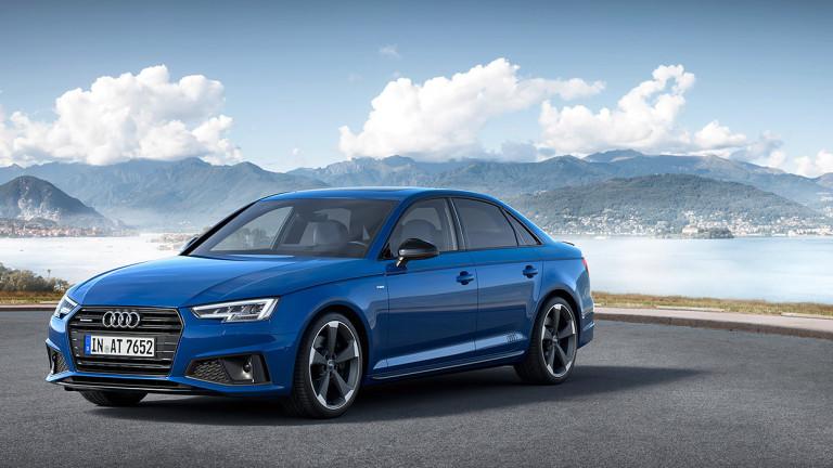 Германската марка Audi представи седана A4 и комбито A4 Avant