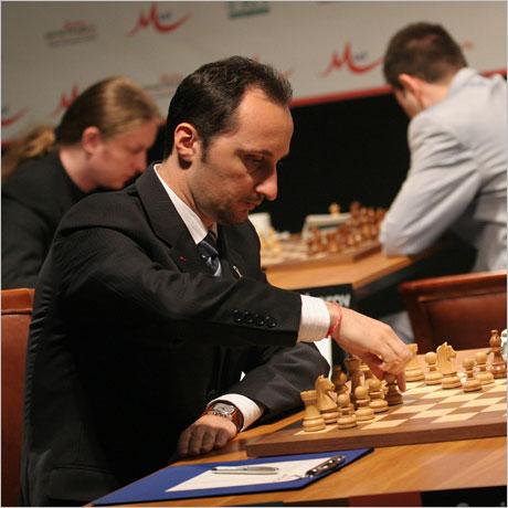 """Веселин Топалов спечели """"М-Тел Мастърс 2007"""""""