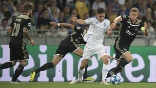 Аякс по-добър от Динамо (Киев) и в реванша, ще играе в групите на Шампионската лига