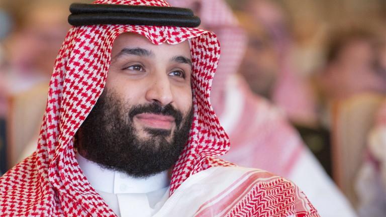 Крал Салман защити сина си Мохамед бин Салман за убийството на Кашоги