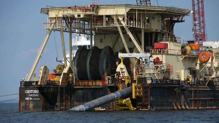 """Датска компания напусна """"Северен поток 2"""" заради заплахата от санкции от САЩ"""