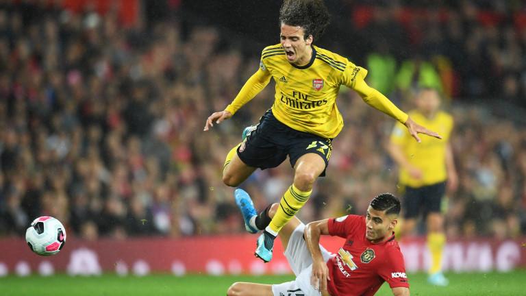 Арсенал е твърдо решен да продаде Матео Гендузи