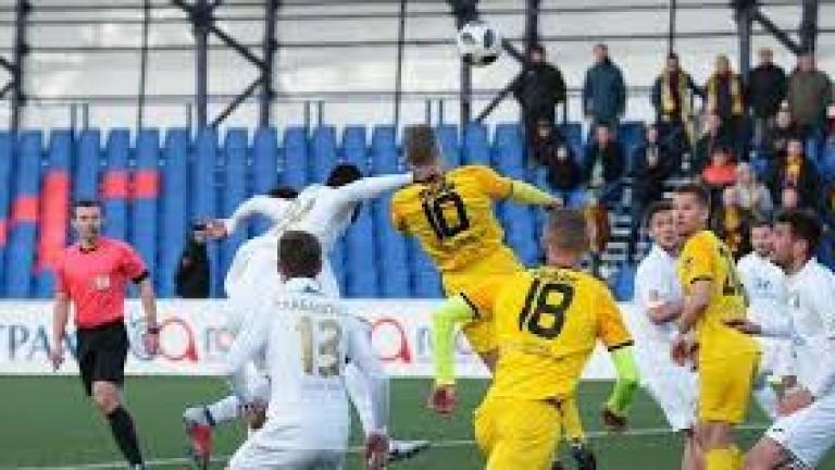 Новакът в първенството на Беларус - Белшина (Бобруйск) постигна първата