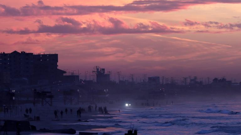 Електроцентралата в Ивицата Газа спря
