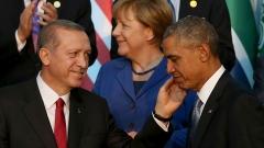 Обама отказа среща с Ердоган във Вашингтон