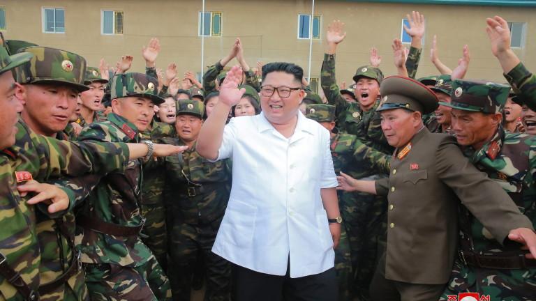 Северна Корея крие ядрените си обекти