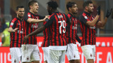 Милан разби Каляри с 3:0 в дебюта на Кирил Десподов