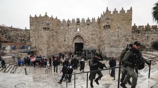 Израелската полиция застреля нападател с нож в Стария град на Йерусалим