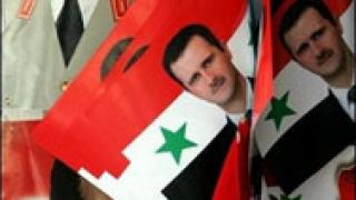 Акции в подкрепа на сирийския президент Башар Асад