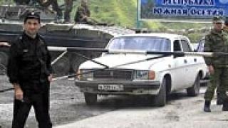 Грузински военни стрелят по осетински журналисти
