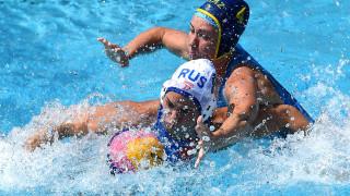 Дамите на Русия грабнаха бронза на Световното по водна топка
