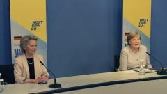 Меркел очаква голяма финансова помощ за производство на чипове в Германия