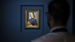 Картината на Ботичели продадена за над 92 милиона долара