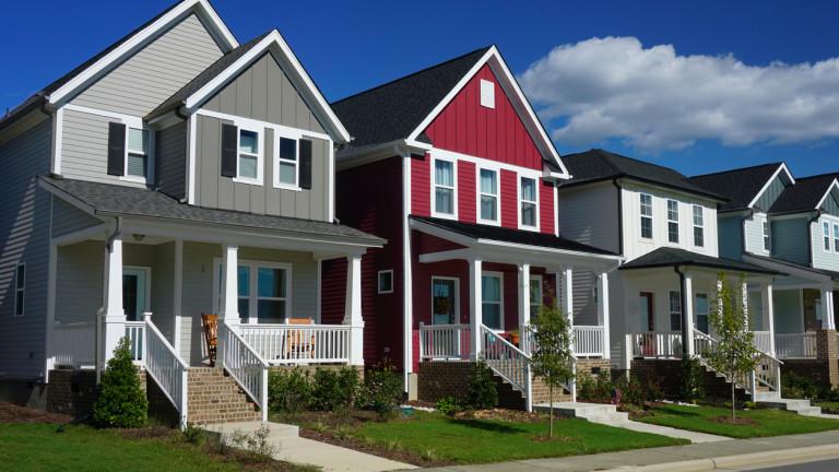 Цените на жилищата в САЩ подскочиха с 24%