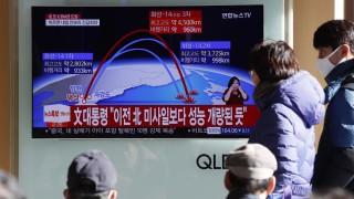 КНДР се хвали - новата им междуконтинентална балистична ракета можела да удари САЩ