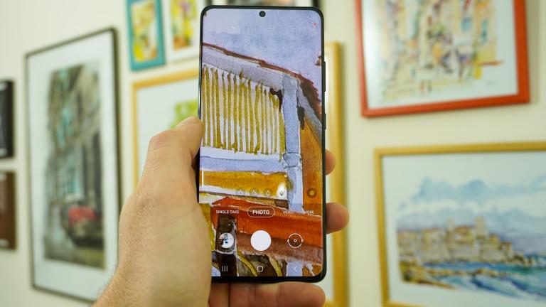 Samsung пуска екстрите на Galaxy S21 към по-стари модели