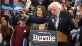 Сандърс обяви началото на политическа революция в САЩ