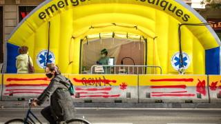Над 15000 заразени за ден в Испания