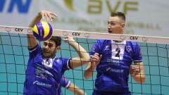 Волейболистите на Левски сложиха край на негативната серия