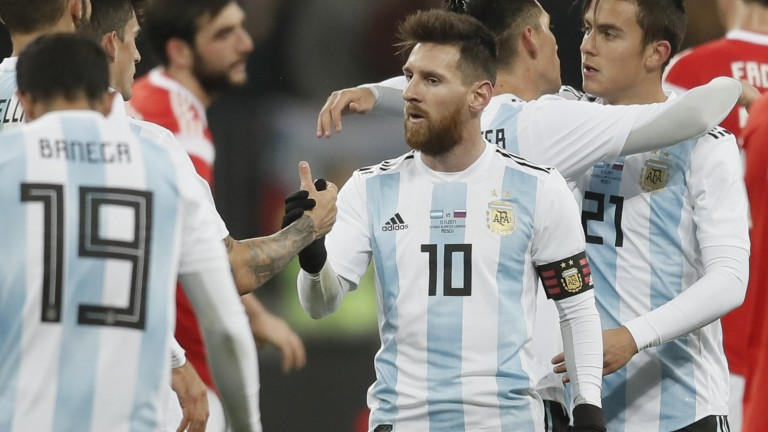 Меси отсече: Целта на Аржентина е да стане шампион!