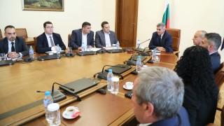 Стефан Янев се срещна с индустриалци, ще се работи за адекватна цена на тока