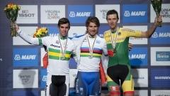 Петер Саган спечели световната титла по колоездене на шосе