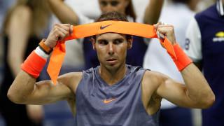Контузия спря Рафаел Надал на US Open