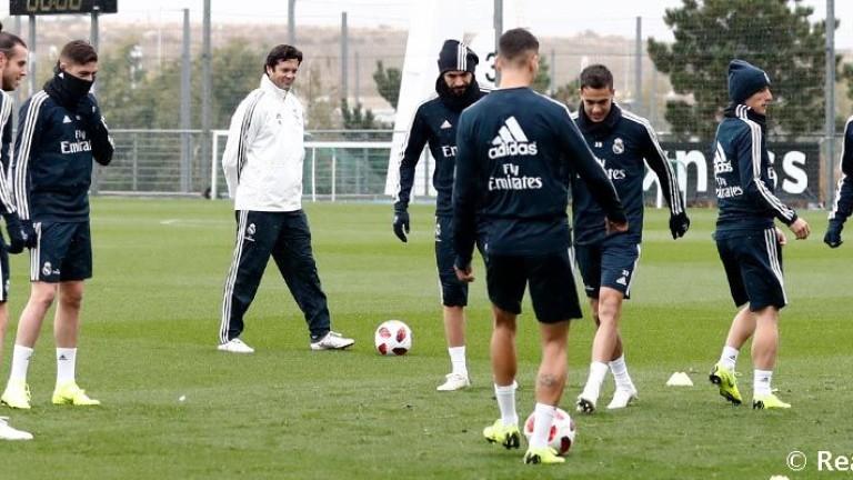 Четирима юноши на Реал (Мадрид) попаднаха в групата за Купата на Краля
