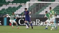 Атлетико остава на върха, но е само на точка пред Реал