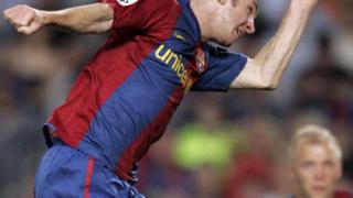 Еспаньол спря Барселона