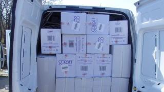 360 000 къса цигари задържаха бургаски полицаи