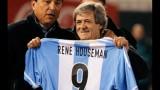 Отиде си световният шампион с Аржентина Рене Хоусеман