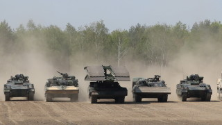 НАТО започна мащабни военни учения в Румъния, България и Унгария
