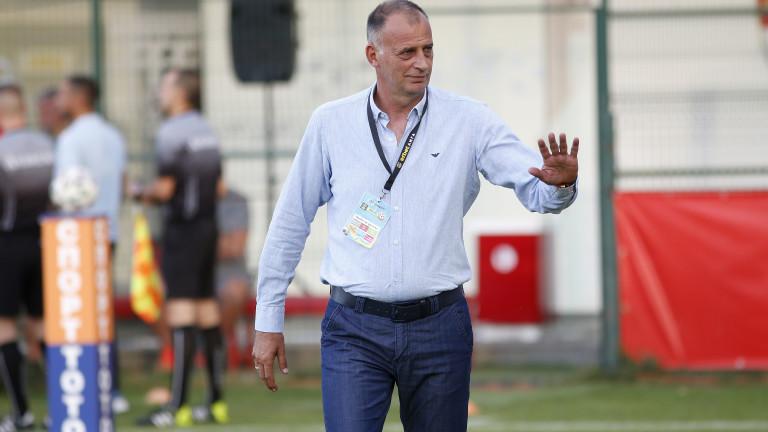 Антони Здравков: Тази победа е добре дошла, защото имаме нужда от точки