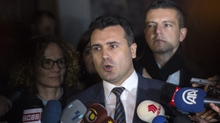 Основната опозиционна партия в Македония бойкотира предсрочните избори