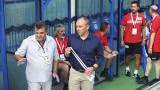 Една наложителна промяна за Илиан Илиев преди мача с Нефтохимик