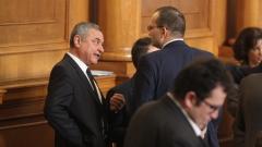 Мартин Димитров няма да преговаря за кабинет
