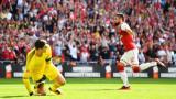Оливие Жиру: Оставането ми в Арсенал е правилно решение