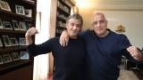 """Борисов похвали Сталоун, че е """"същият Рамбо от преди 11 години"""""""