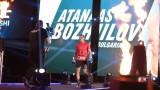 Капитанът на националния ни отбор по кикбокс Атанас Божилов излиза срещу майстор на спорта от Беларус на SENSHI