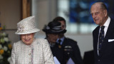 Кралица Елизабет Втора, принц Филип и снимката им, за която всички говорят