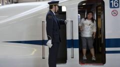 Влак в Япония потегли 25 секунди по-рано - наистина неизвинимо!