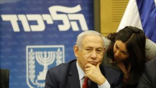 Говорител на Нетаняху обяви предсрочни избори в Израел през април