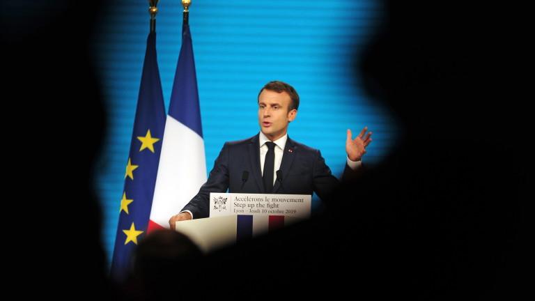 Френското президентство твърди, че