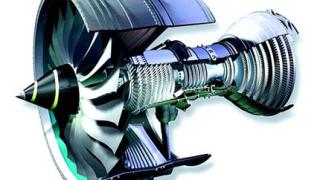 Рекордна поръчка за двигатели си осигури Ролс-Ройс