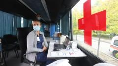 И този уикенд в страната ще работят изнесени пунктове за ваксинация
