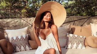 Секси ваканцията на Николета Лозанова