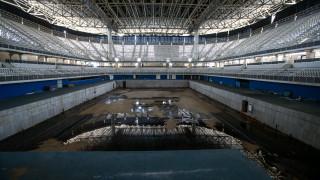 Олимпиада и след нея погром