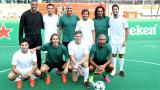 Мичел Салгадо стана помощник-треньор на Египет
